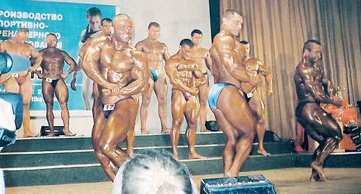 Кубок Брысина-2005, турнир по бодибилдингу в Харькове, атлетизм, культуризм, чемпионы и выступления
