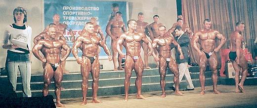 Кубок Брисіна-2005, турнір з бодібілдингу в Харкові, атлетизм, культуризм, чемпіони та виступи
