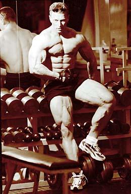Сергей Орлов - бодибилдинг, атлетизм, культуризм