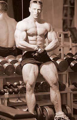 Сергей Орлов - бодибилдинг, атлетизм, культуризм, Харьков, Украина