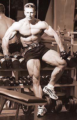 Sergey Orlov -  bodybuilding