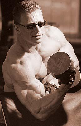 Сергій Орлов - бодібілдинг, атлетизм, культуризм