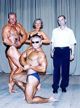 Фотографии Сергея Орлова на турнирах и чемпионатах по бодибилдингу