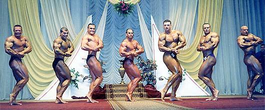 Кубок Украины по бодибилдингу, Сумы - 1999
